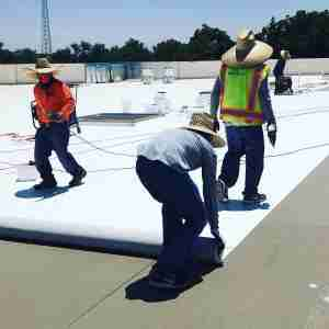 PVC Roofing In El Paso, TX Roof Solutions & Construction